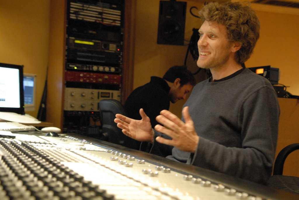 Jean-Baptiste (mixages)