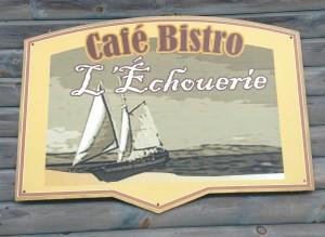 Cafe bstro L'Echouerie