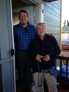 Louise et Francois Gagnon