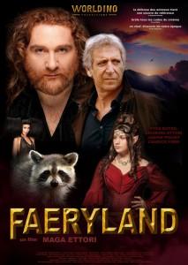Faeryland - affiche