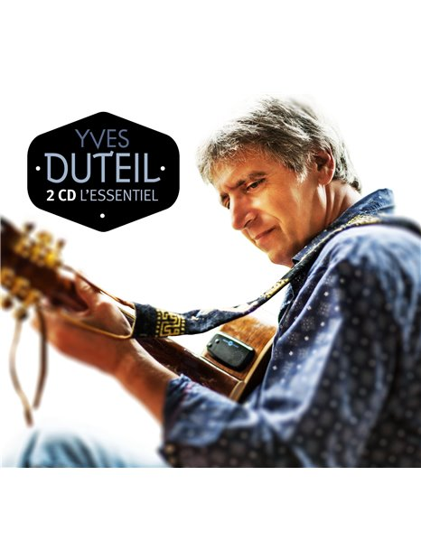 L'Essentiel Yves Duteil 2CD