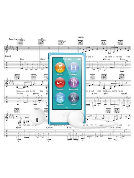 MP3 - La mer ressemble à ton amour