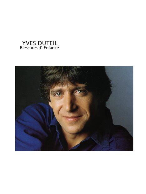 "MP3 - Album ""Blessures d'enfance"""