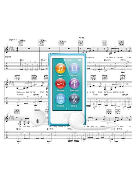 MP3 - Autour d'elle